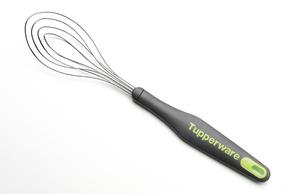 Tupperware neuve fouet plat metallique cuisine patisserie anti grumeaux